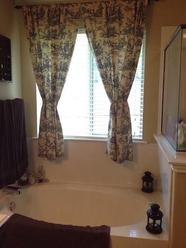 Tour Our Home: Master bathroom