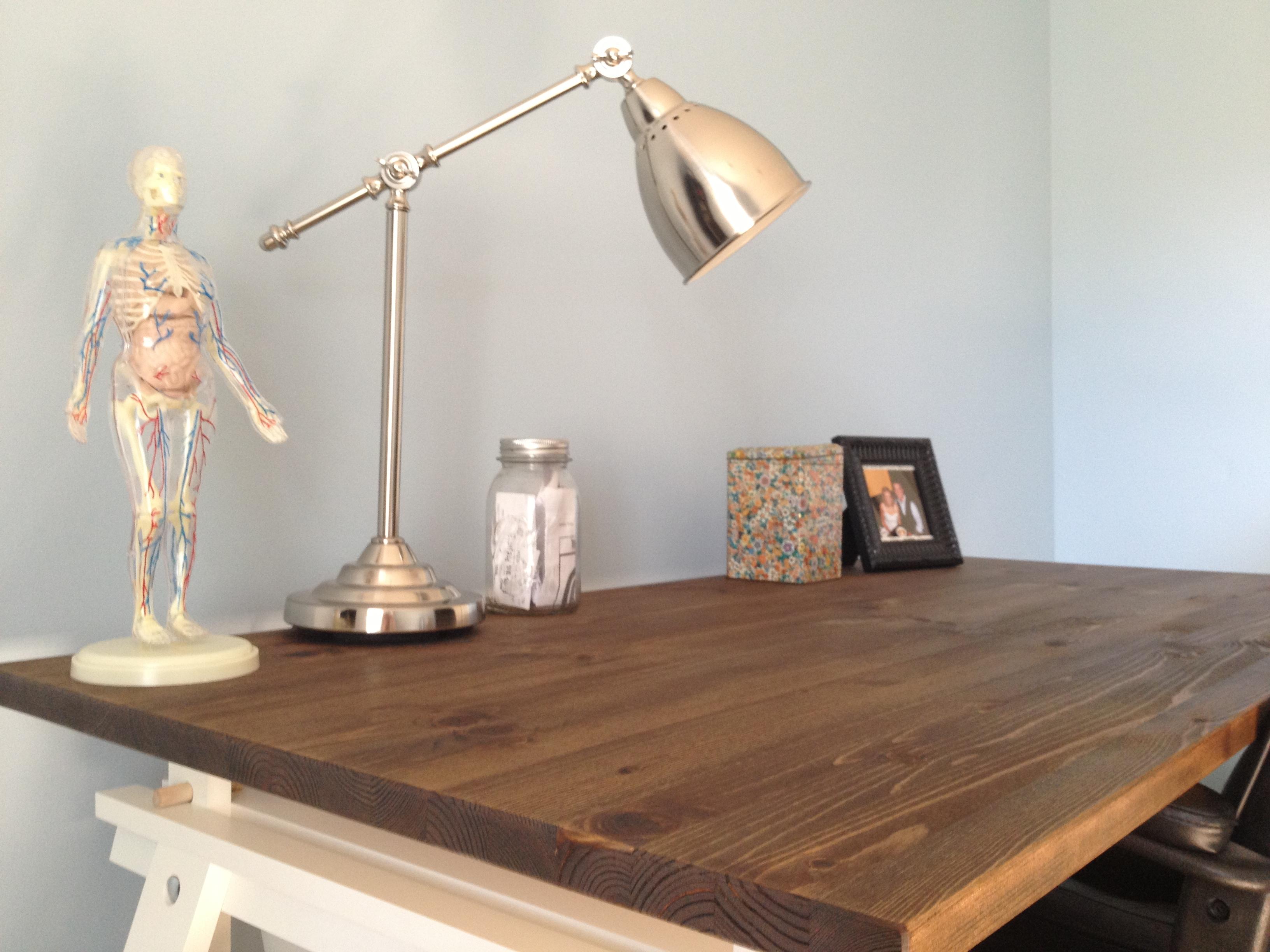 Ikea Desk Tutorial | All Things New Interiors