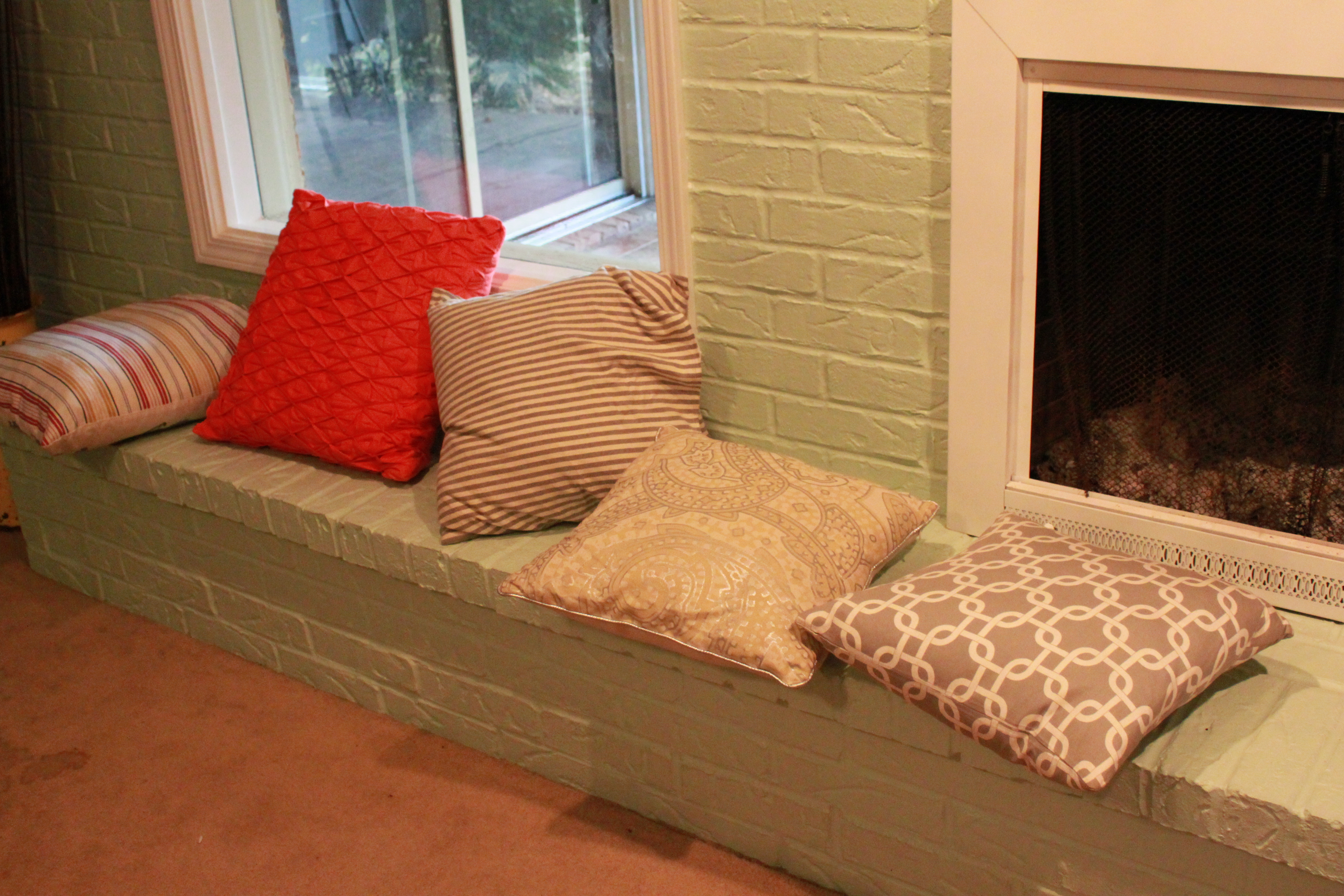Cleaning Up the Fireplace: How to Wash Throw Pillows All Things New Interiors