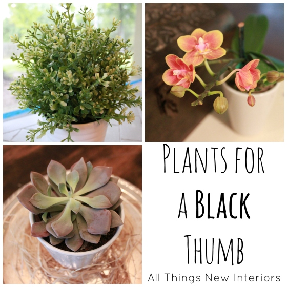 black thumb collage
