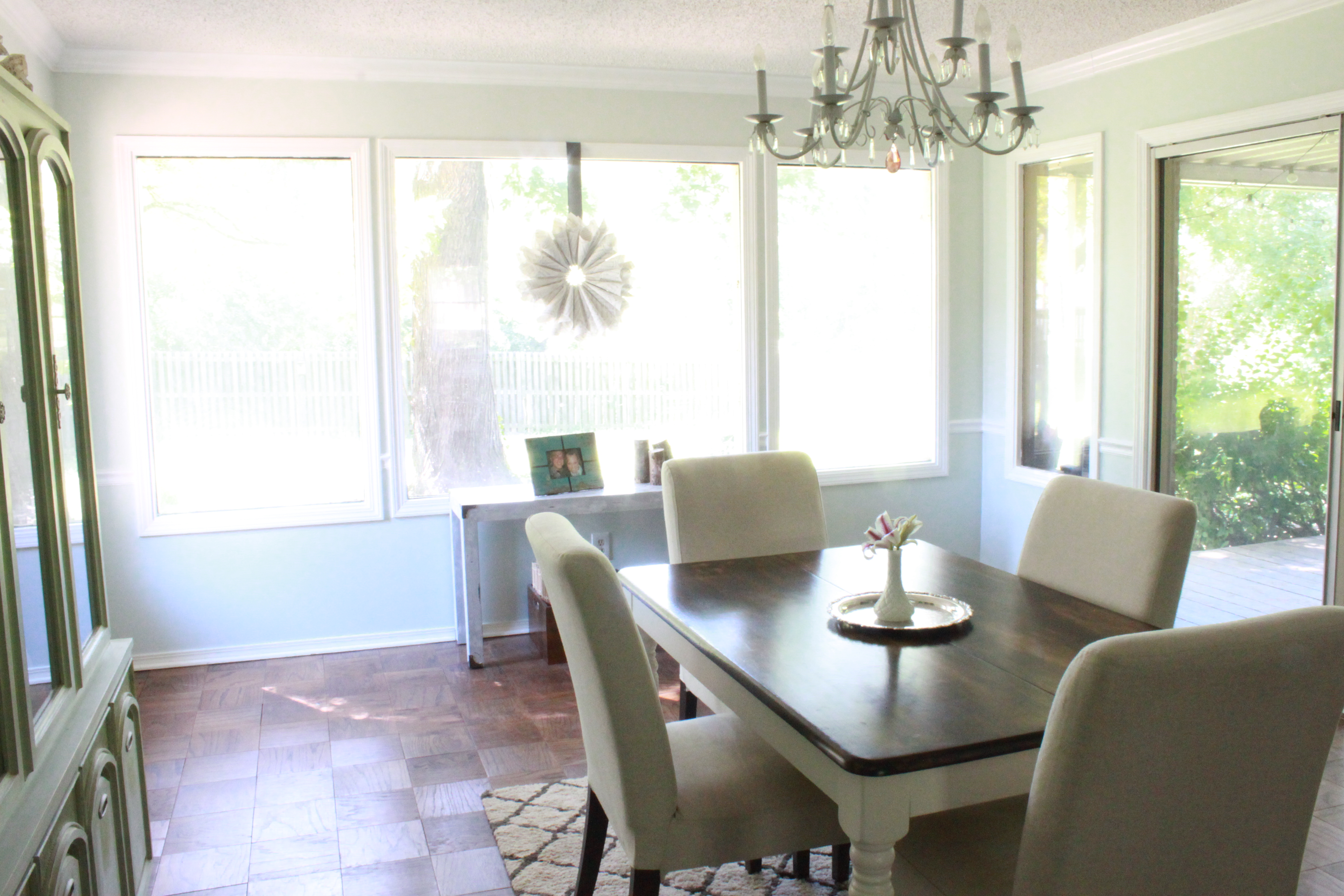 Kitchen and Dining Room Paint | All Things New Interiors