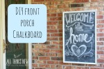 front chalkboard