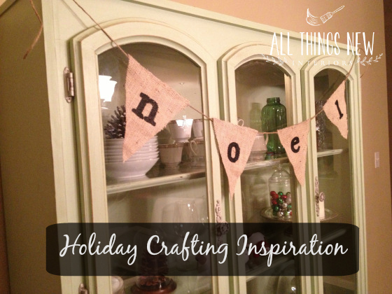 holiday crafting