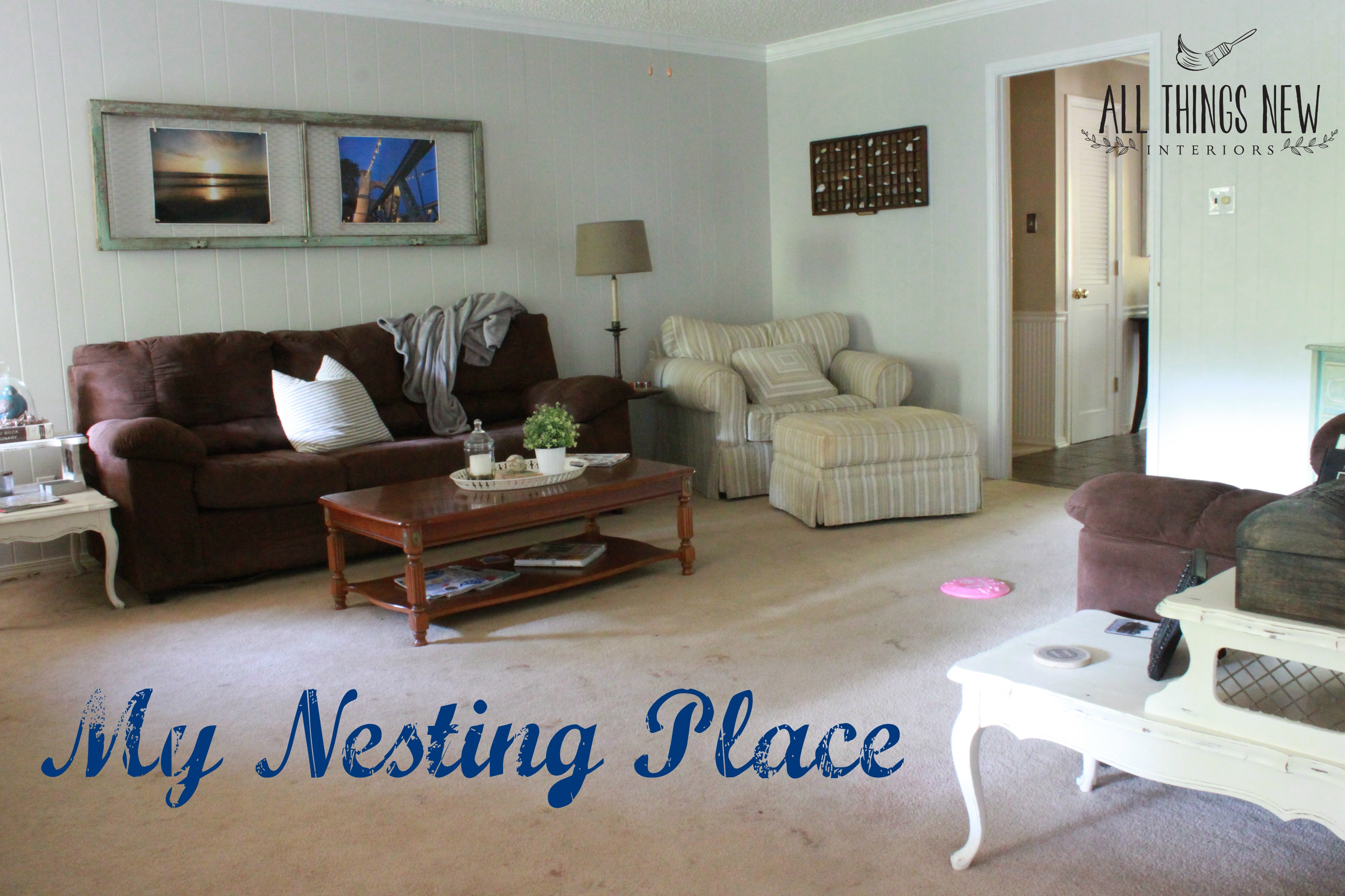 My Nesting Place All Things New Interiors
