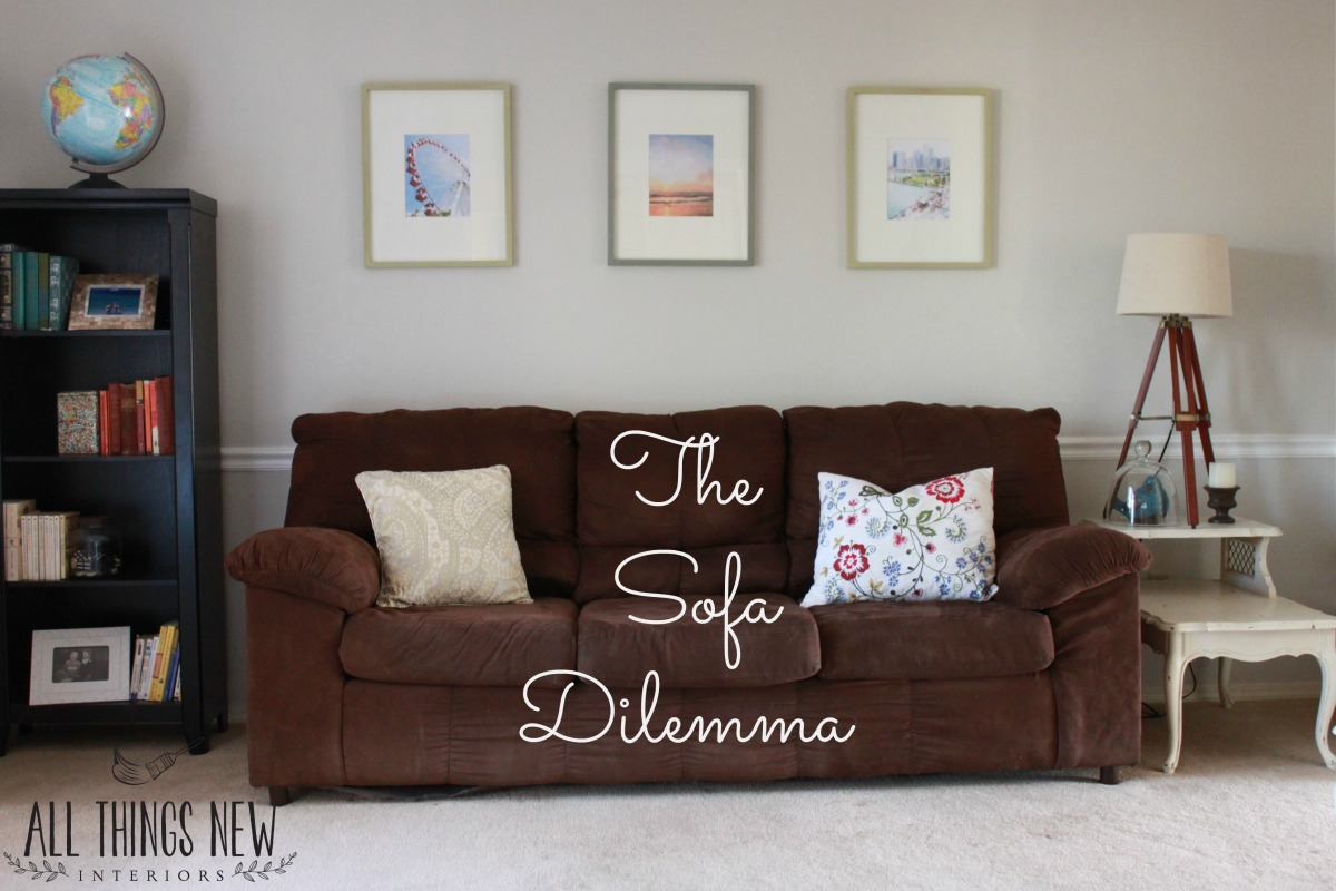 The Sofa Dilemma